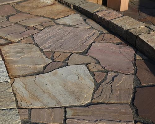 Nevada-Colored_Bodenplatten_polygonal